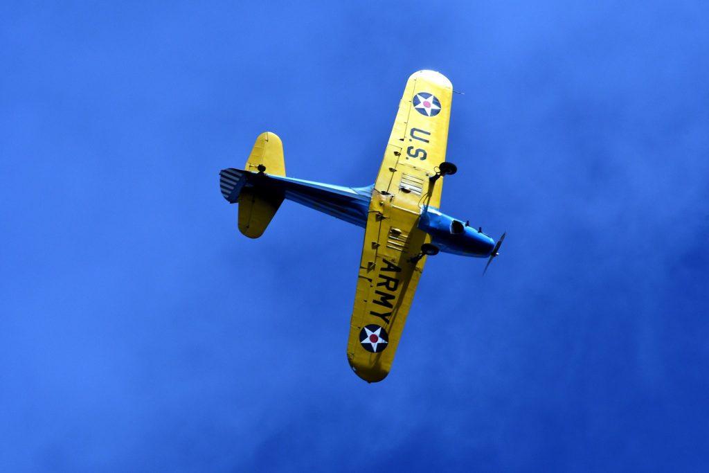 Aerobatic Rides – Bay Aviation